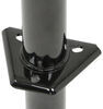 "Lippert Smart Jack Electric Trailer Jack w/ Footplate - A-Frame - 22-1/2"" Lift - 3.5K - Black Electric Jack LC643589"