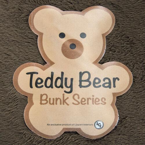 "Teddy Bear RV Bunk Mattress Cover - 74"" x 28"" x 3 ..."