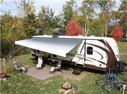 Complete Awning Kits 18 Feet Wide RV Awnings | etrailer.com