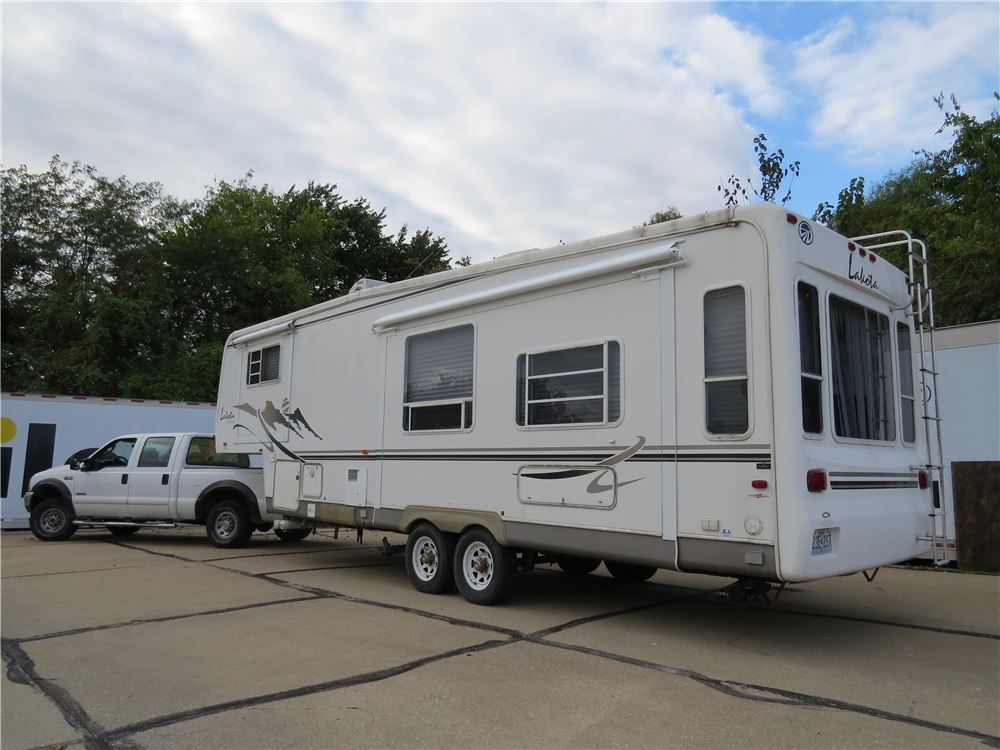"""Solera RV Slide-Out Awning - 13'1"""" Wide - 48"""" Projection ..."""