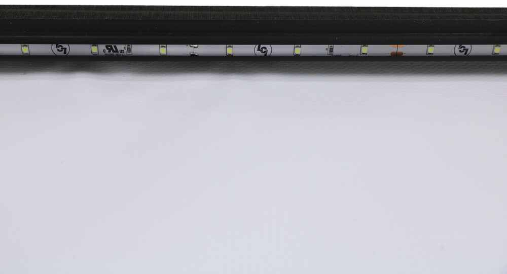 """Solera 10' 6"""" RV Awning Roller and Fabric w/ LED Light Kit ..."""
