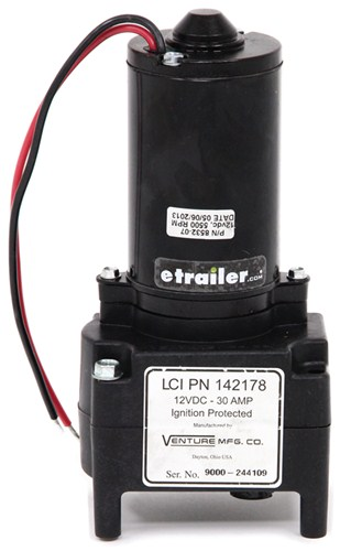Replacement motor for stromberg carlson electric landing for Master electric gear motor