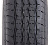 westlake tires and wheels tire with wheel radial st205/75r15 trailer w/ 15 inch white mod - 5 on 4-1/2 load range d