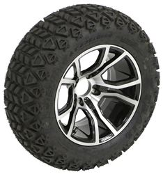 14 Inch Tires >> Lionshead 14 Inch Tires And Wheels Etrailer Com
