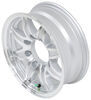 "Aluminum Lynx Trailer Wheel - 16"" x 6"" Rim - 8 on 6-1/2 - Silver Aluminum Wheels,Boat Trailer Wheels LHSL513"