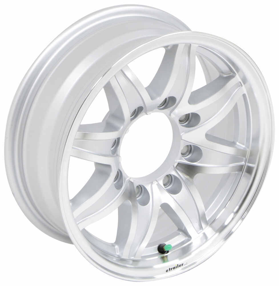 LHSL513 - Aluminum Wheels,Boat Trailer Wheels Lionshead Wheel Only
