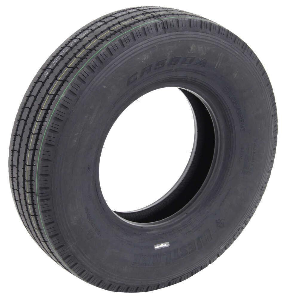 Westlake St235 85r16 Radial Trailer Tire Load Range G Westlake