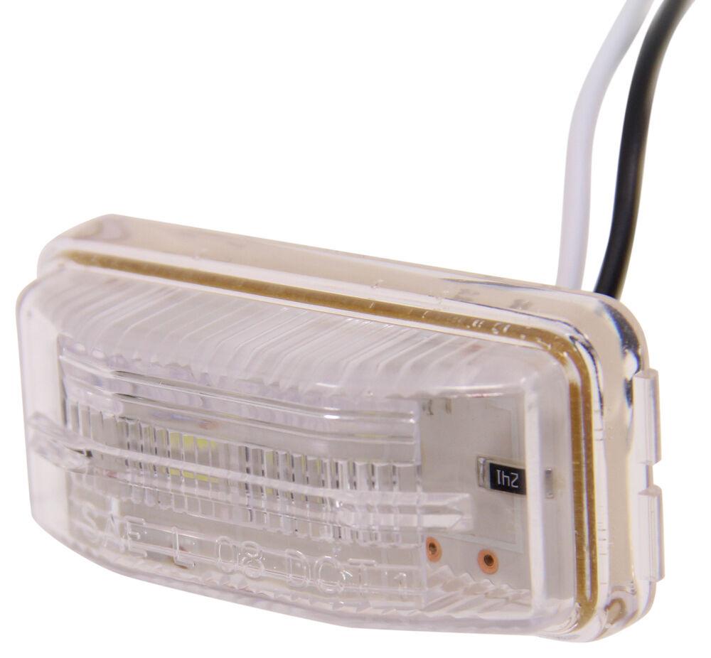 Optronics 2-1/2L x 1W Inch Trailer Lights - LPL91CB