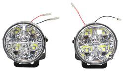 Optronics LED Off-Road Mini Light Kit - Waterproof - 4 Diodes - Round on