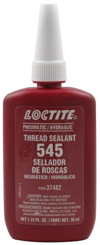 Loctite Thread Sealant 545 Purple Non Contaminating