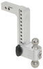 Ball Mounts LTB10-2 - Drop - 10 Inch,Rise - 11 Inch - Weigh Safe