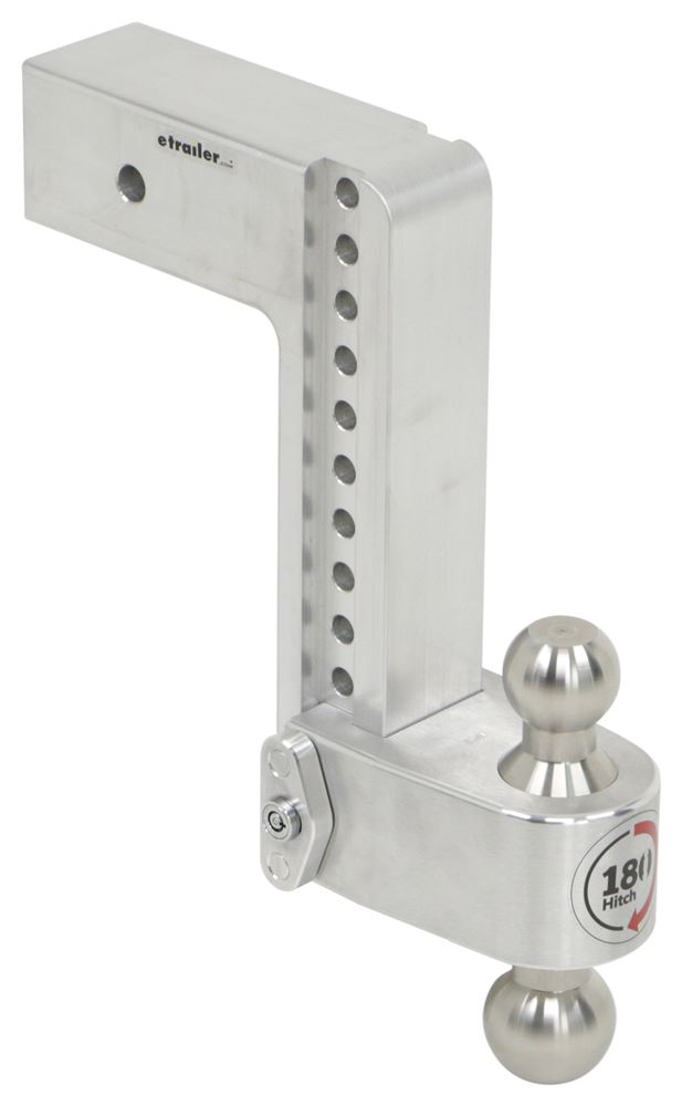 Ball Mounts LTB10-3 - Built-In Locks - Weigh Safe