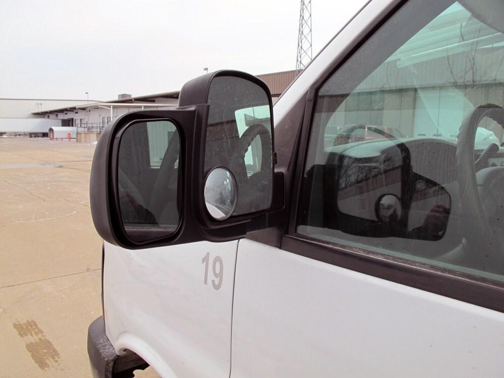 2016 gmc savana van custom towing mirrors longview for Custom mirrors