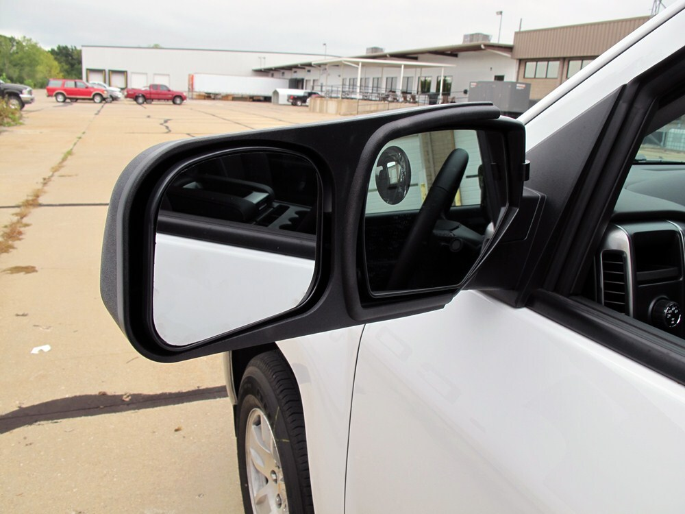 2016 chevrolet silverado 1500 custom towing mirrors longview. Black Bedroom Furniture Sets. Home Design Ideas