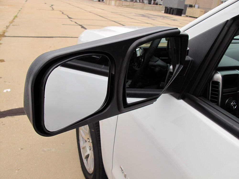 2015 chevrolet silverado 1500 custom towing mirrors longview. Black Bedroom Furniture Sets. Home Design Ideas