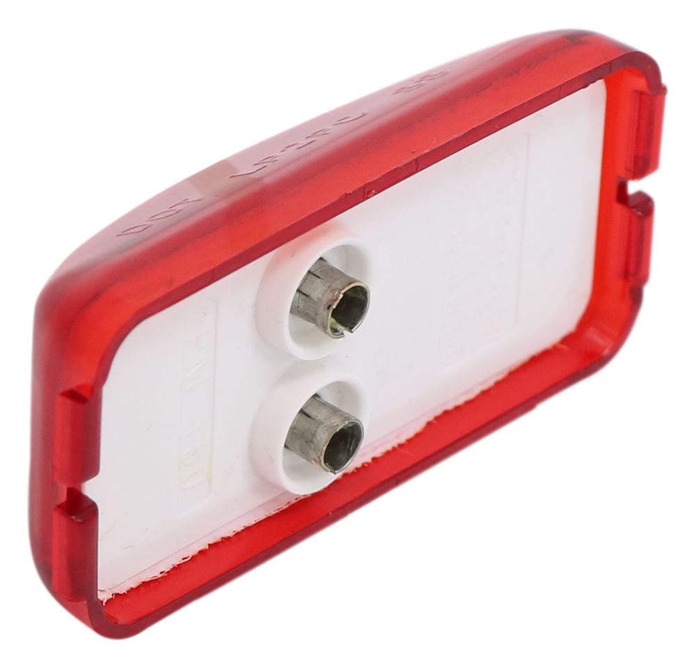 Peterson Manufacturing M150R Red Pc-Rated Clearance And Side Marker Light
