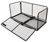 "23x47 Carpod Walled Cargo Carrier w/ Lid - 2"" Hitches - Steel - 450 lbs Fixed Carrier M2200-2201"