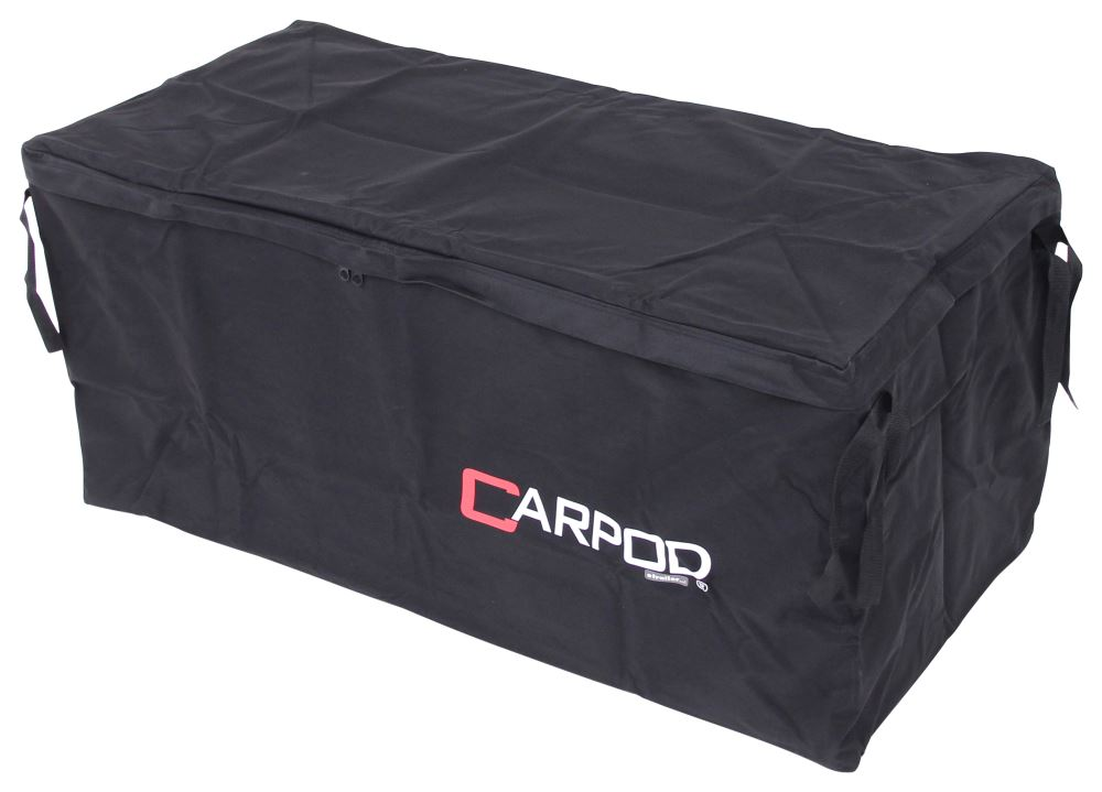 Cargo Bag for Carpod Hitch Mounted Cargo Carrier - 13-3/4 Cu Ft Medium Capacity M2202