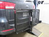 M2205-01-02 - Folding Carrier Carpod Enclosed Carrier on 2016 Kia Sedona