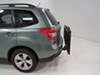 """23x47 Carpod Walled Cargo Carrier for 2"""" Hitches - Steel - Folding - 450 lbs Steel M2205 on 2014 Subaru Forester"""