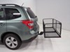 Hitch Cargo Carrier M2205 - 48 Inch Long - Carpod on 2014 Subaru Forester