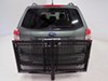 Carpod Folding Carrier Hitch Cargo Carrier - M2205 on 2014 Subaru Forester