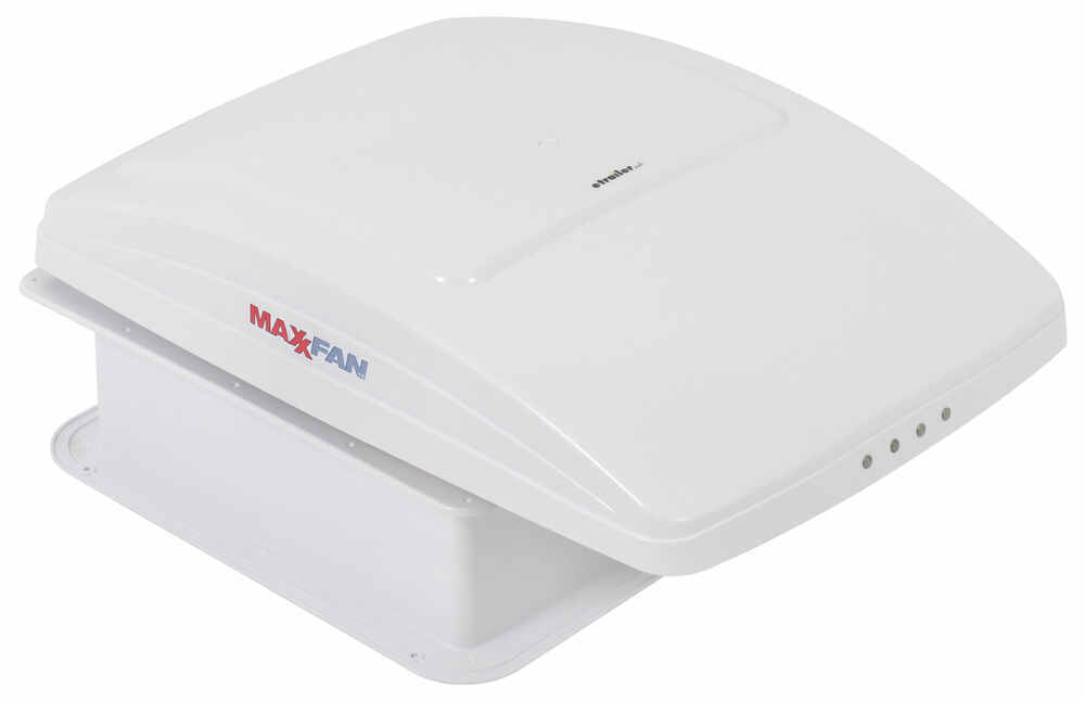 RV Vents and Fans MA00-05100K - White - MaxxAir