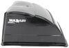 "MaxxAir Standard RV and Trailer Roof Vent Cover - 19"" x 18-1/2"" x 9-1/2"" - Black Black MA00-933069"