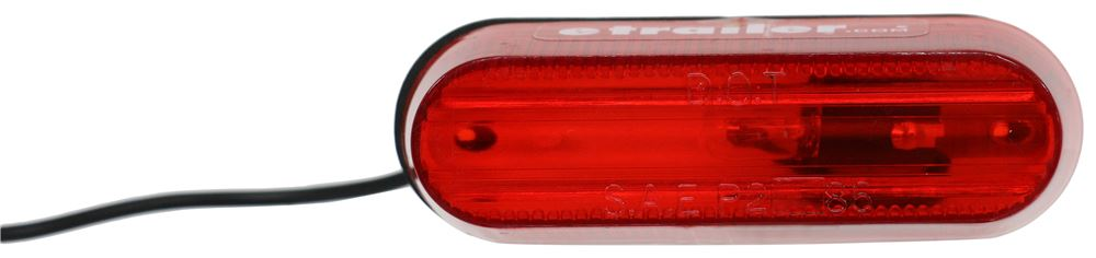 Optronics Red Trailer Lights - MC68RB