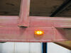 0  trailer lights optronics clearance 2-1/2l x 1w inch led mini or side marker light - submersible 2 diodes amber lens