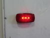 0  trailer lights optronics non-submersible 4l x 2w inch mcl32rbb