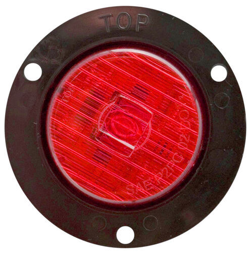 Sealed  2 U0026quot  Round  Led Trailer Clearance And Side Marker