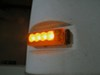 MCL63AB - Amber Optronics Clearance Lights