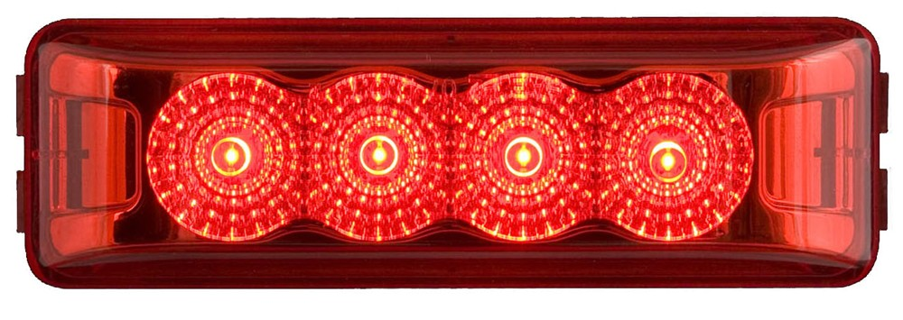 Trailer Lights MCL63RB - Rectangle - Optronics