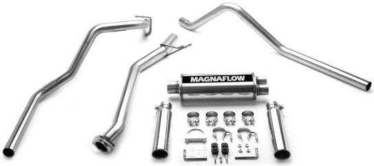 2004 chevrolet silverado magnaflow stainless steel cat