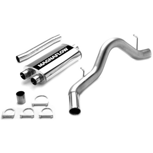 2000 Chevrolet Suburban MagnaFlow Stainless Steel Cat-Back