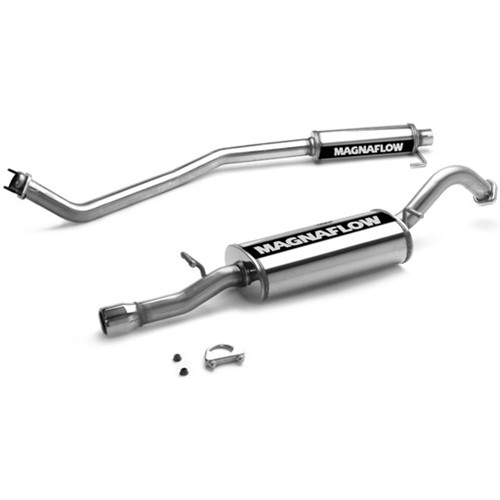 2003 Toyota Corolla Magnaflow Stainless Steel Cat Back