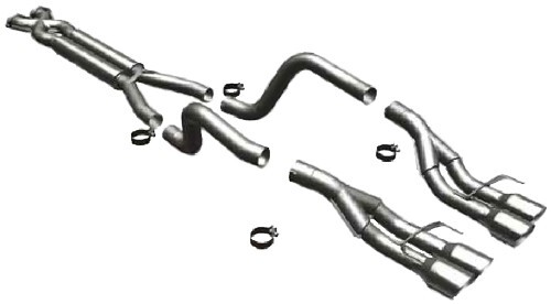2012 chevrolet corvette exhaust systems
