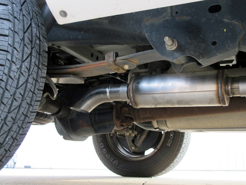 MagnaFlow Turndown Cat-Back Exhaust System - Stainless