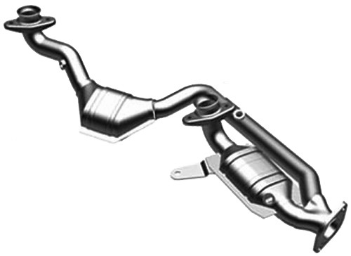 magnaflow stainless steel catalytic converter