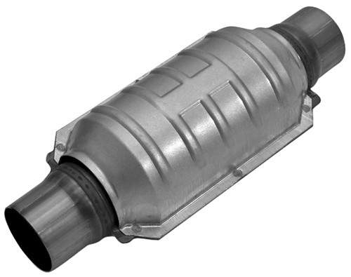 MagnaFlow Heavy Metal Loaded Stainless Steel Catalytic Converter - 1998 acura integra catalytic converter