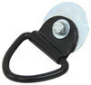 D-Ring Tie-Down Anchors for C-Channels on Let's Go Aero Trailers - Bolt On - 800 lbs - Qty 4 C-Track Parts MMP543