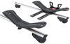 Malone SeaWing Kayak Carrier and Load Assist w/ Tie-Downs - Rear Loading - Clamp On Roof Mount Carrier MPG113MD