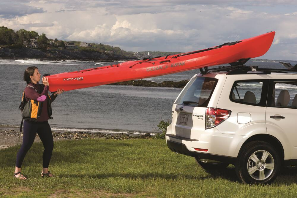 Malone Seawing Kayak Carrier And Load Assist W Tie Downs