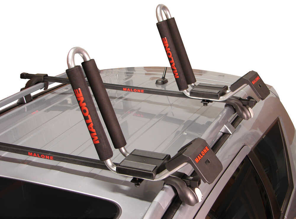 Malone J Loader Kayak Carrier With Tie Downs J Style