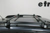 MPG201 - 2 Bars Malone Complete Roof Systems on 2014 Subaru XV Crosstrek