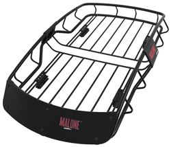 "Malone Katahdin Roof Cargo Basket - Steel - 61"" Long x 38"" Wide - 165 lbs"