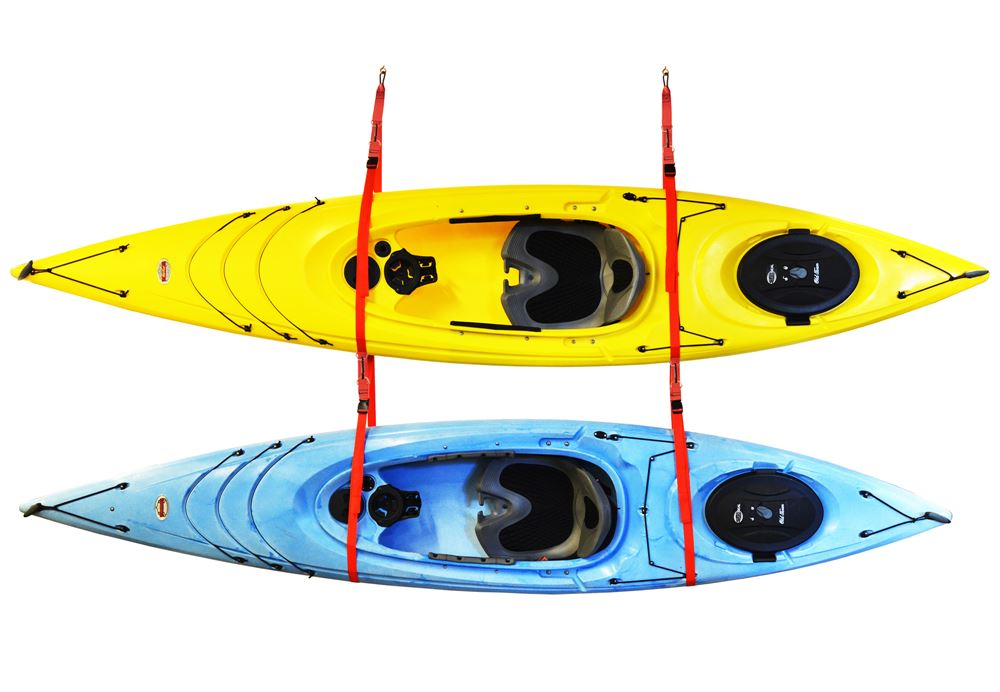 Malone Slingtwo Kayak Storage System Wall Or Ceiling