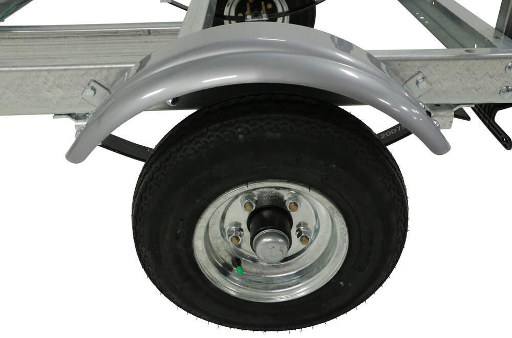 Malone XtraLight Trailer - Galvanized Steel - 11' Long - 58