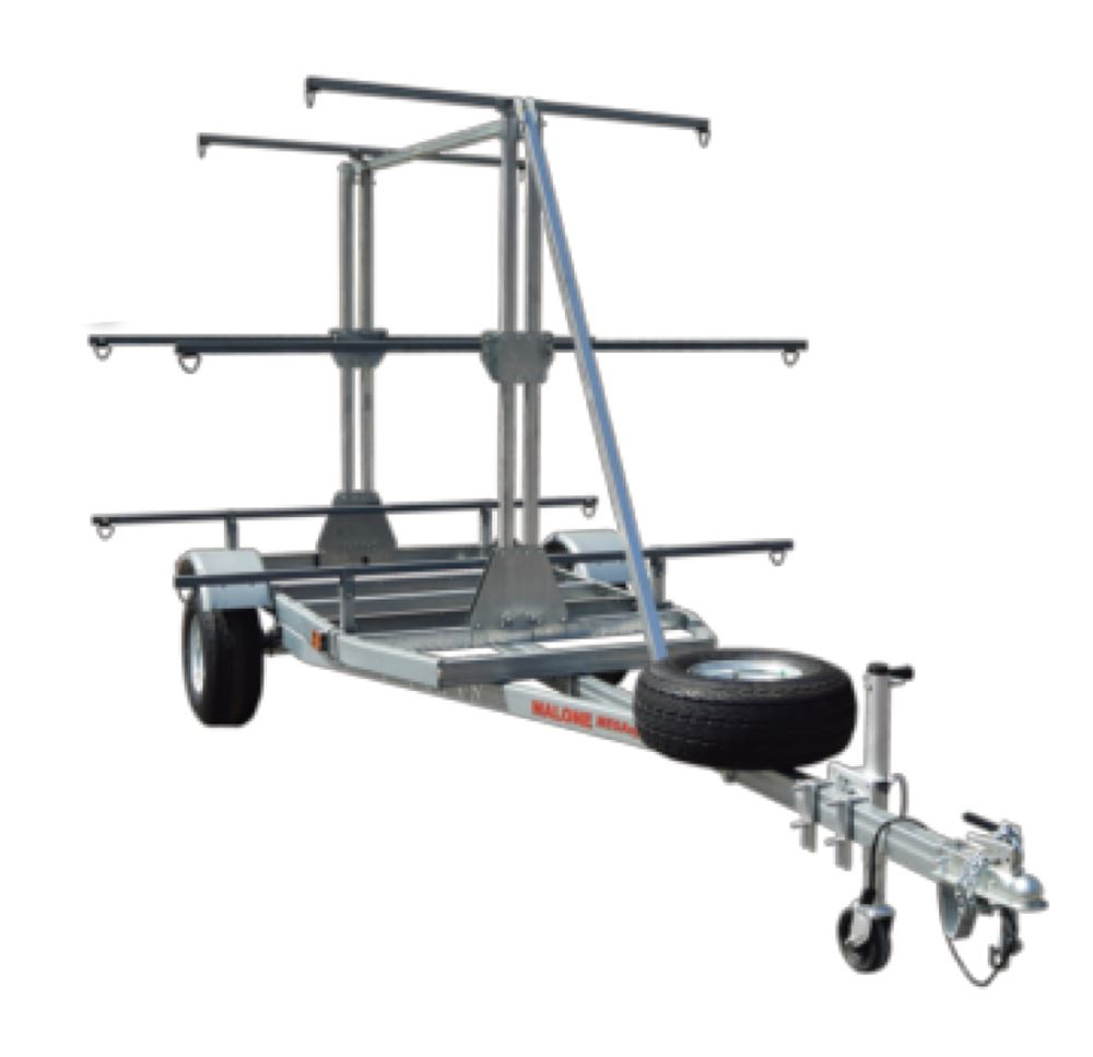 Malone 2 Inch Ball Coupler Trailers - MPG550-O